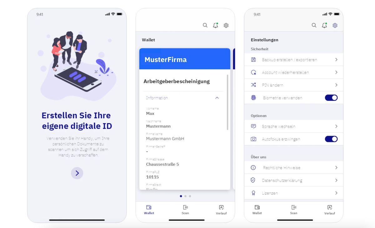 ID wallet - wallet app alternative