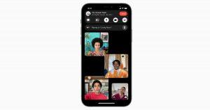 SharePlay iOS 15