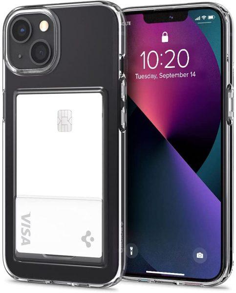 Spigen Crystal Slot Designed for iPhone 13 Mini Case