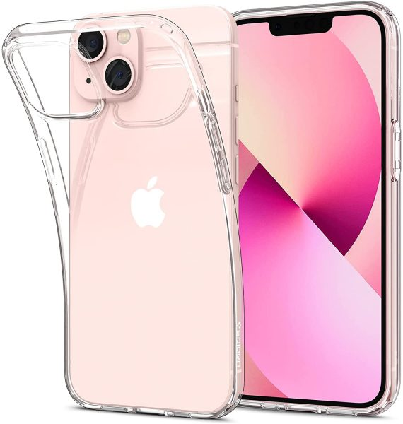Spigen Liquid Crystal Designed for iPhone 13 Mini Case