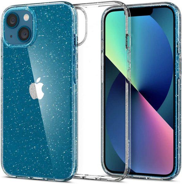 Spigen Liquid Crystal Glitter Designed for iPhone 13 Mini Case