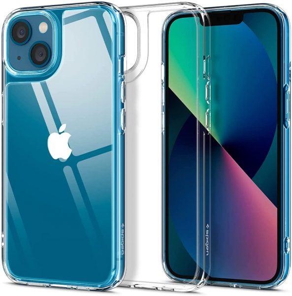 Spigen Quartz Hybrid Designed for iPhone 13 Mini Case