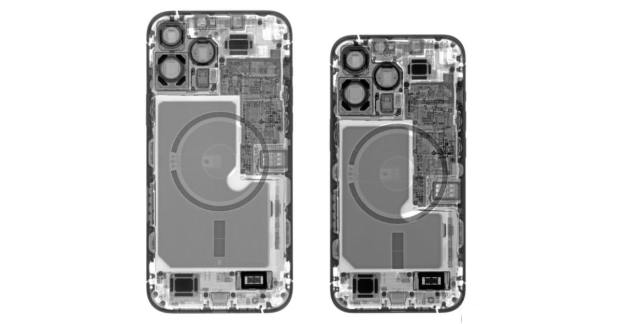 iFixit iPhone 13 Pro teardown