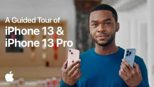 iPhone 13 and iPhone 13 Pro guided tour