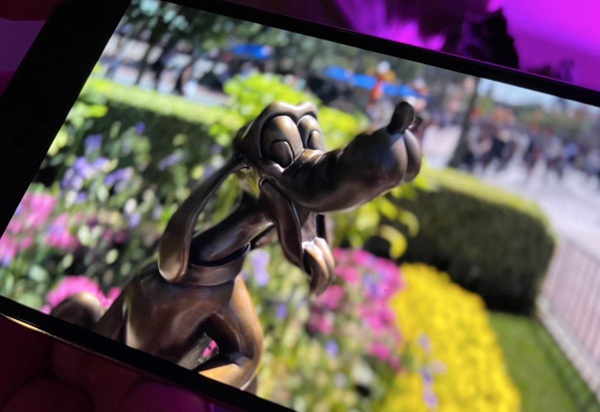 iPhone 13- cinematic mode