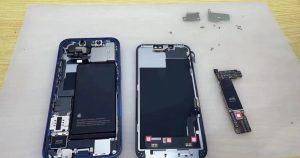 iPhone 13 inside