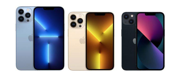 Apple- iPhone 13 series