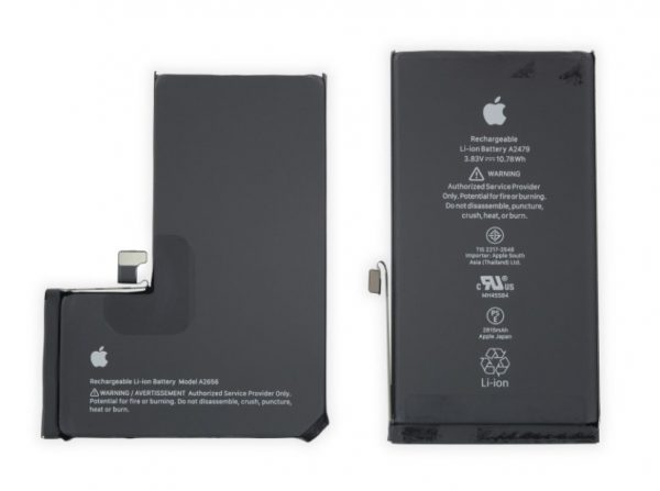 iPhone 13 Pro battery