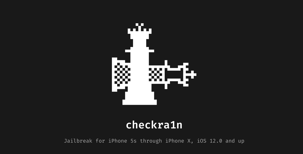 jailbreak iOS 14.8 using checkra1n