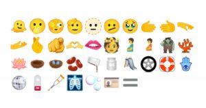new emojis