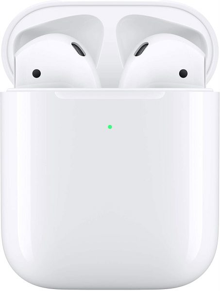 AirPods with wireless charging case deal