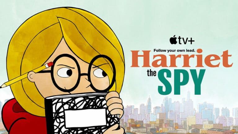 Apple TV+ Harriet the Spy