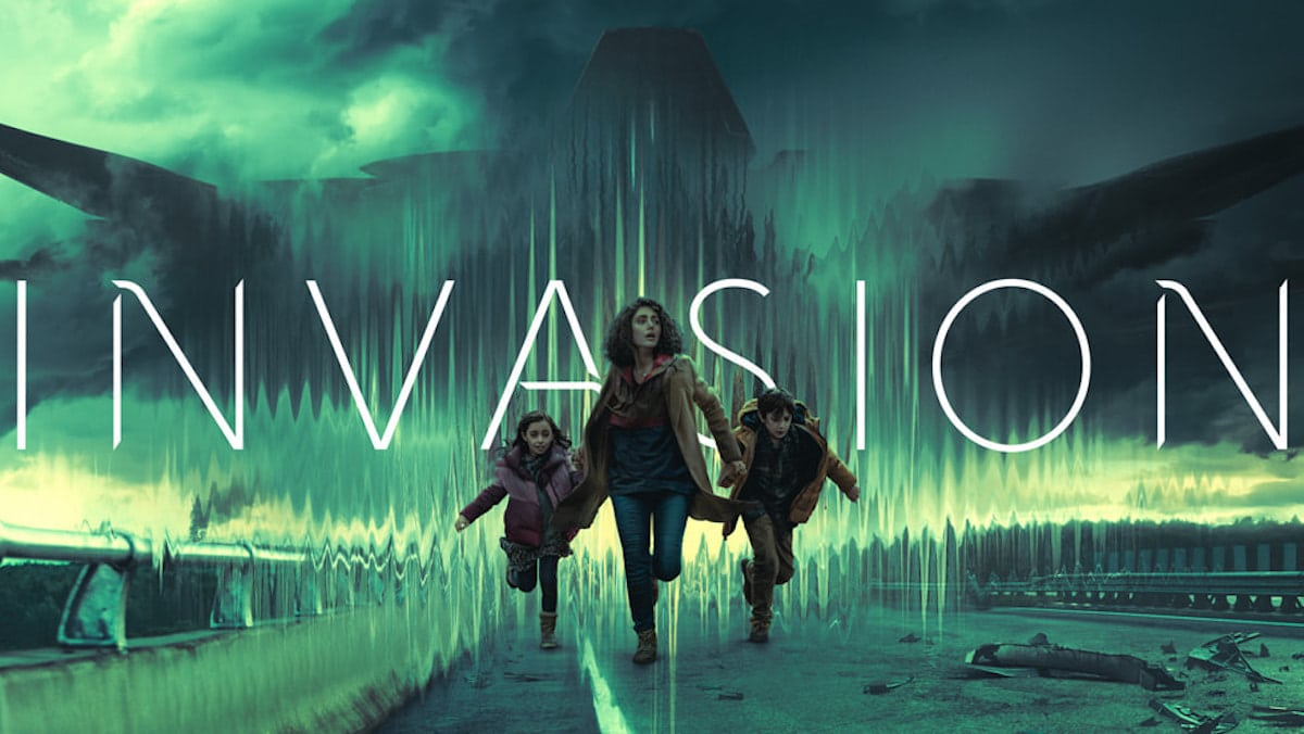 Apple TV+ - invasion