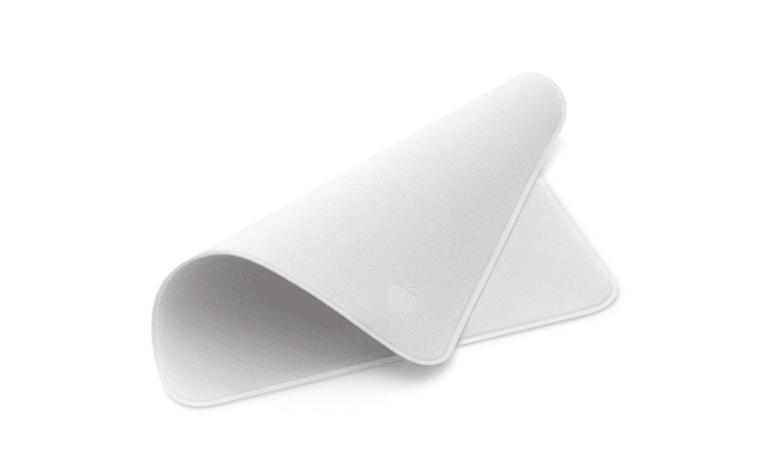 Apple accessory - polishing cloth