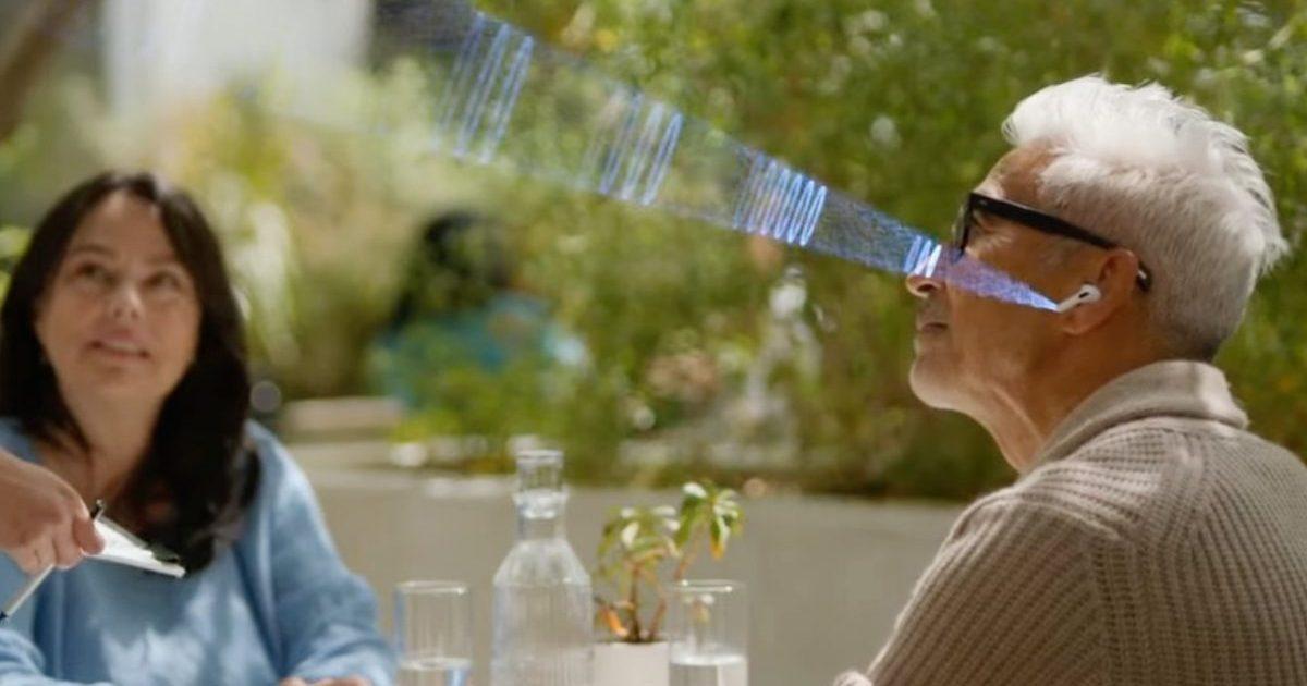 AirPods- Conversation Boost