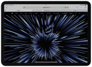 Safari tab design macOS Monterey iPadOS 15.1