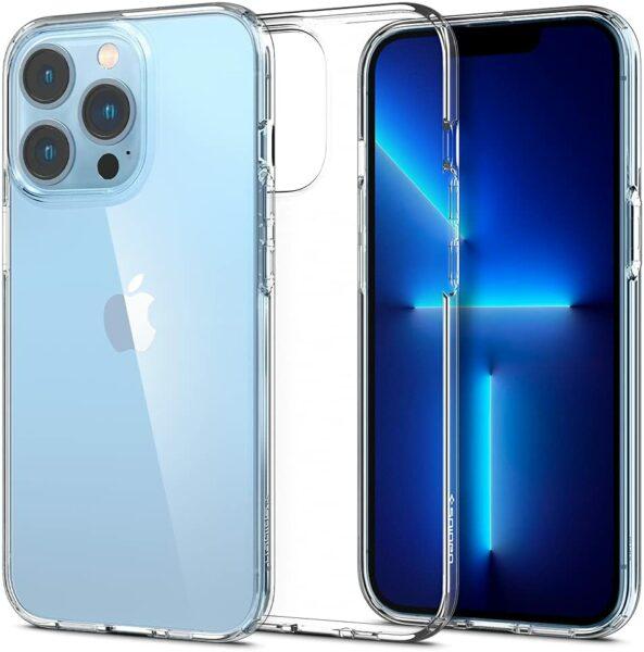 Spigen Liquid Crystal Designed for iPhone 13 Pro Case