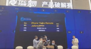 iPhone 13 Pro hack remote jailbreak