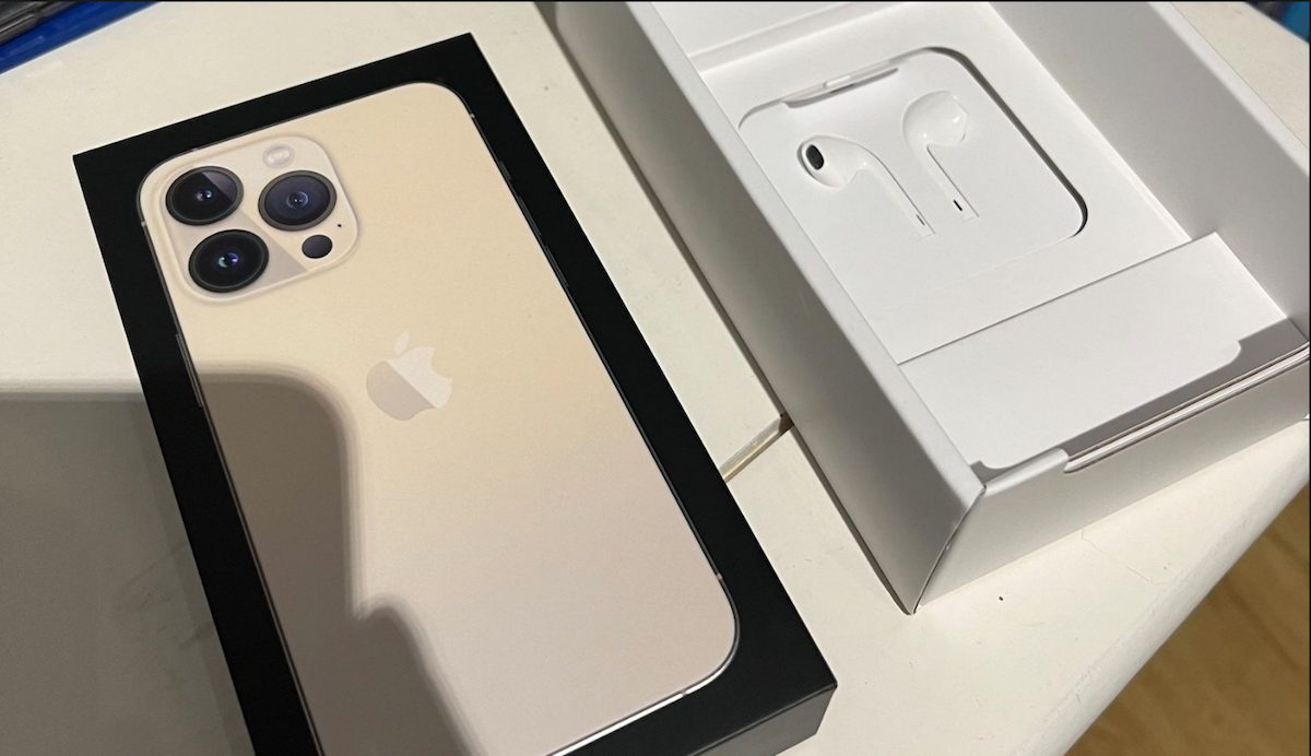 iPhone 13 france